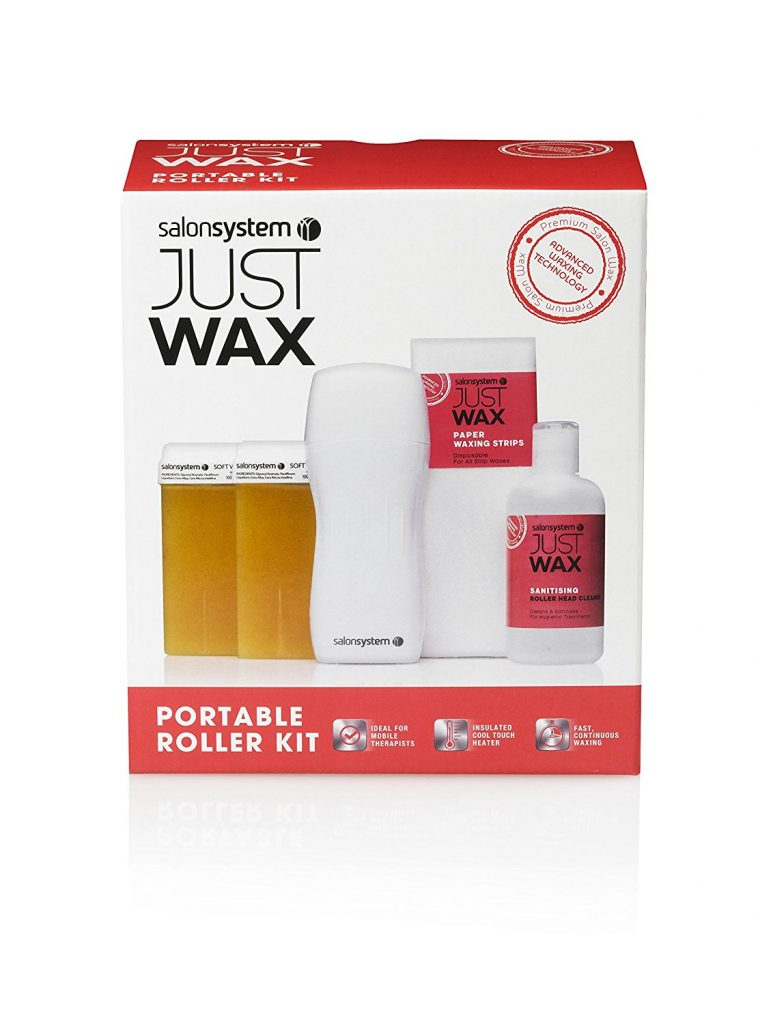 Just Wax Waxing Kit