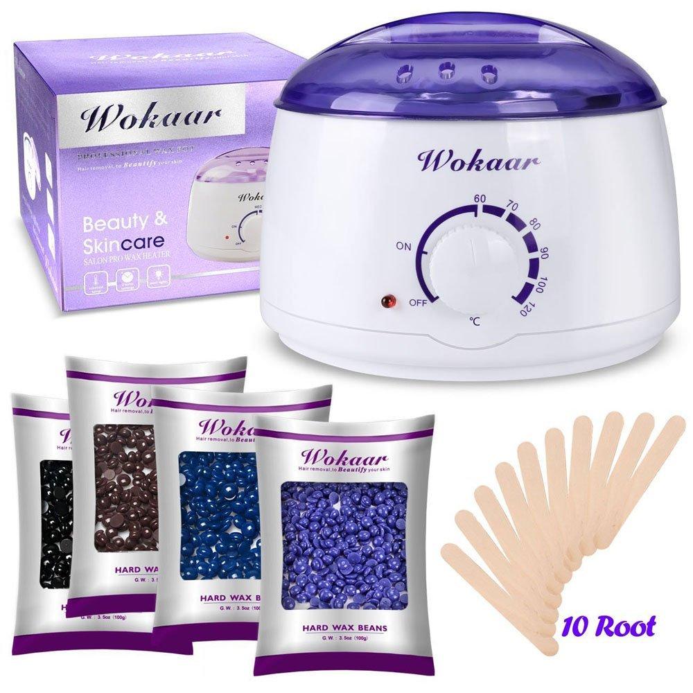 Wokaar Home Waxing Kit