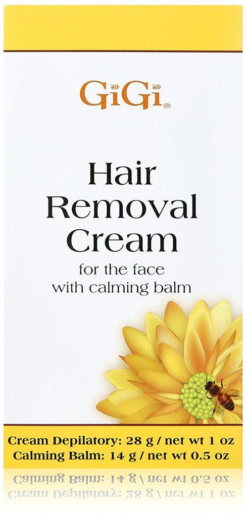 GiGi Hair Removal Cream for face