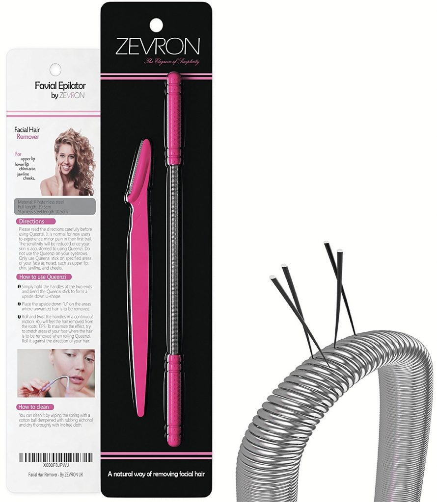 Zevron Facial Epilator