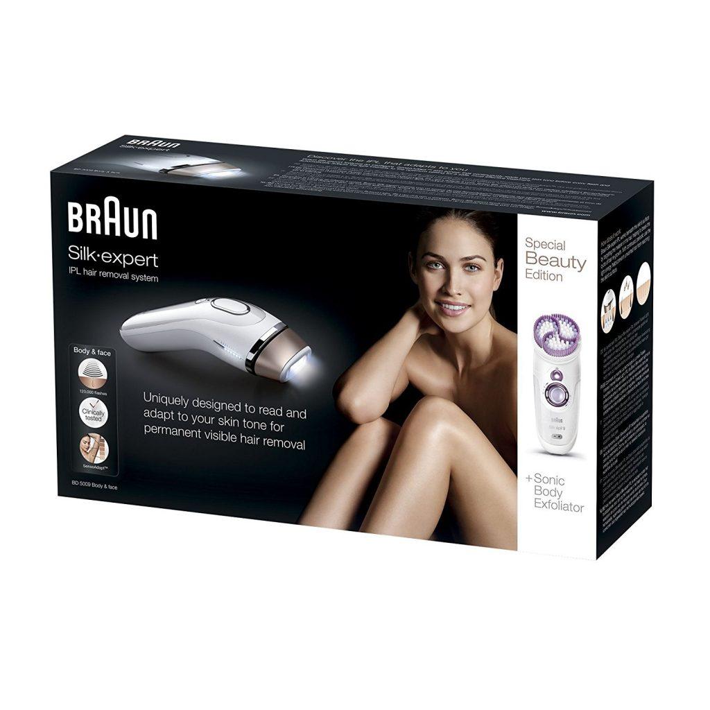 Braun Silk Expert IPL Boxed
