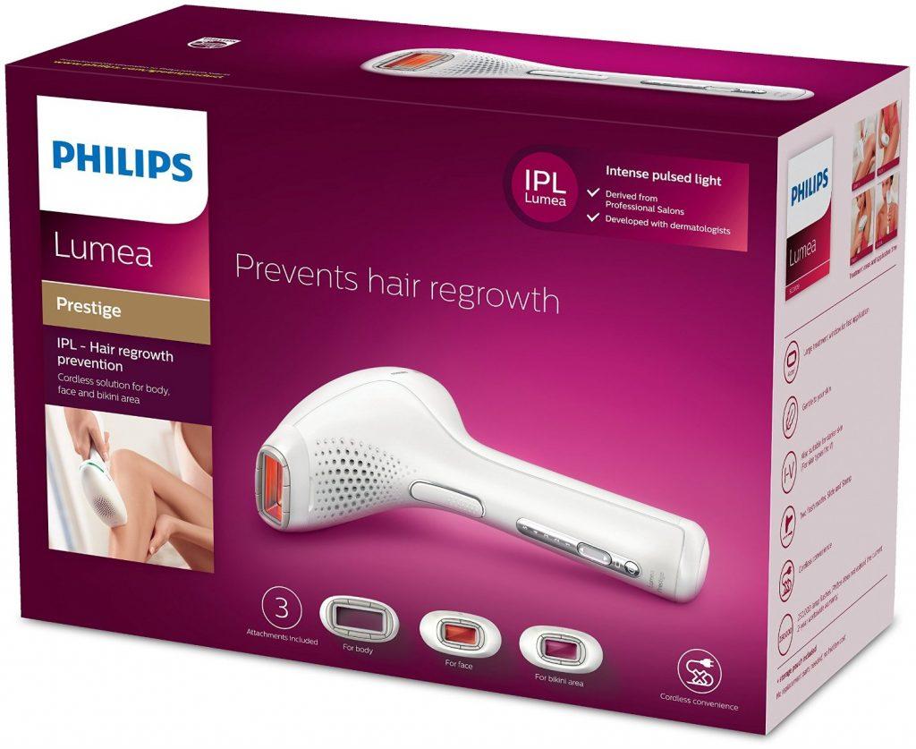 Philips Lumea Prestige IPL