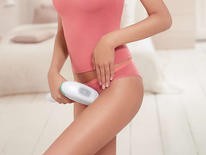 Philips Lumea Review Bikini